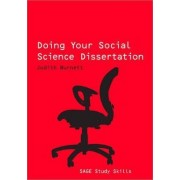 Doing Your Social Science Dissertation by Judith Burnett