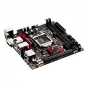 Carte mre B150I PRO GAMING/AURA Mini-ITX Socket 1151 Intel B150 Express - SATA 6Gb/s - DDR4 - USB 3.0 - M.2 - PCI-Express 3.0 16x