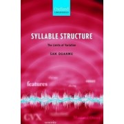 Syllable Structure by San Duanmu