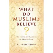 What Do Muslims Believe? by Professor Ziauddin Sardar