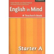 English in Mind Starter A Combo Teacher's Book by Claire Thacker
