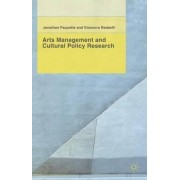 Arts Management and Cultural Policy Research by Professor Jonathan Paquette