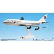 Flight Miniatures Japan Asia Airways Boeing 747-300 1:250 Scale Display Model REG#JA8189