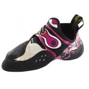 La Sportiva Solution Climbing Shoes Women white/pink 2017 41,5 Kletterschuhe