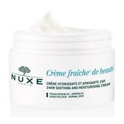 Crème fraîche de beauté creme hidratante peles normais 50ml - Nuxe