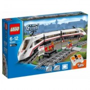 LEGO® City 60051 Le train de passagers à grande vitesse - Lego