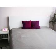 Ágytakaró 200x240 - Ezüst