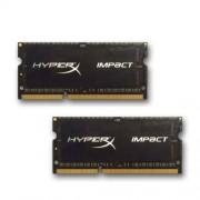Memorie laptop Kingston 16GB DDR3 1600MHz CL9 Kit