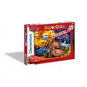 Clementoni 29679 - Puzzle Cars, 250 pezzi