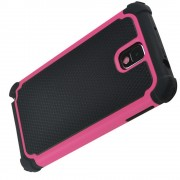 Samsung Galaxy Note 3 Hot Pink Defender Protective Phone Cover