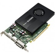 Placa Video profesionala HP NVIDIA Quadro K2200, 4GB, GDDR5, 128 bit