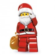 LEGO Minifigures Serie 8 - SANTA (Factory Sealed Pack)