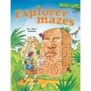 Maze Craze: Explorer Mazes by Don-Oliver Matthies