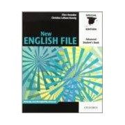 Vv.aa. New English File Advanced Students Book + Workbook With Key Pack