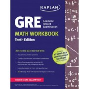 GRE Math Workbook by Kaplan Test Prep