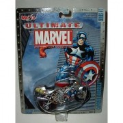 Maisto Ultimate Marvel Motorcycle Collection Captian America Ducati Supersport 900FE Diecast Motorcycle