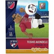 Tesho Akindele MLS OYO FC Dallas G2 Mini Figure