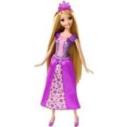 Papusa Disney Princess Sparkle Rapunzel