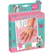 Totum Nails and jewellery set Studio pets