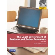 The Legal Environment of Business and Online Commerce: International Version by Henry R. Cheeseman