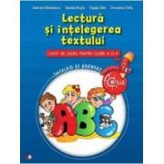 Lectura Si Intelegerea Textului Cls 2 Caiet - Gabriela Barbulescu