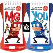 Me vs You by Editors of Klutz