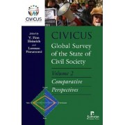 Civicus Global Survey of the State of Civil Society: Comparative Perspectives Volume 2 by V. Finn Heinrich