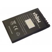 Batterie Li-Ion 1200mah (3.7) Vhbw Pour Téléphone Portable, Smartphone Nokia C5-03, C5-04, C5-05, C5-06, C5-3, E66, E75, N515 Comme Bl-4u, N4u85t Etc.
