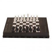 IndiPlay Four in One Board Game for Adults Chess