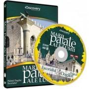 Discovery - Mari palate ale lumii-Palatul Dogilor/Escorialul (DVD)