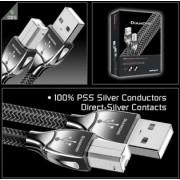 Cabluri audio - Audioquest - Diamond USB A B Plug 0.75m