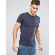 Jack & Jones T-Shirt In Regular Fit - Navy (Sizes: L, XL, S, M)
