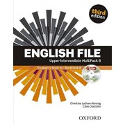 English File: Upper-Intermediate: Multipack B: The Best Way to Get Your Students Talking - Clive Oxenden