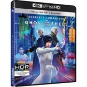 GHOST IN THE SHELL STEELBOOK (3D+2D) BD 4K
