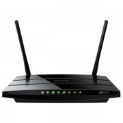 Router wireless TP-LINK Archer C7, Dual-Band 450 + 1300Mbps, WAN, LAN, USB 2.0, negru