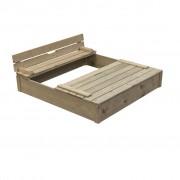 Swing King dřevěné pískoviště Robert