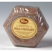 Mýdlo s propolisem-na pokožku náchylnou na plísně a ekzémy
