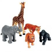 Learning Resources - Animali della giungla Jumbo