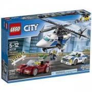 Конструктор ЛЕГО Сити - Скоростно преследване - LEGO City Police, 60138