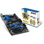 MSI A88X-G41 PC MATE Scheda Madre, Nero