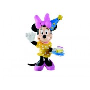 Figurina Bullyland Minnie Mouse aniversare - Celebration