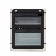 New World Stainless Steel Built Under Gas Oven Separate Grill