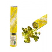 TUN confetti panglici aurii 40 cm
