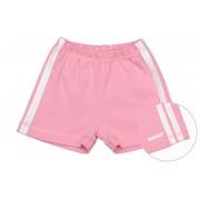 Pantaloni scurti, roz crin