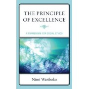 The Principle of Excellence by Nimi Wariboko