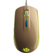 Mouse gaming SteelSeries Rival 100 4000 dpi Gaia Green