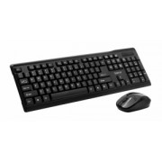 SET TASTATURA SPACER + MOUSE OPTIC WIRELESS USB, 2.4GHZ, SPDS-1100