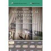 Mathematical Interest Theory by Leslie Vaaler