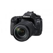 Canon EOS 80D 18-135 / 3.5-5.6 EF-S IS USM Appareils Photo Numériques 24.2 Mpix
