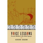 Voice Lessons by Katherine Bergeron